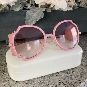New collection chloe sunglasses 😎